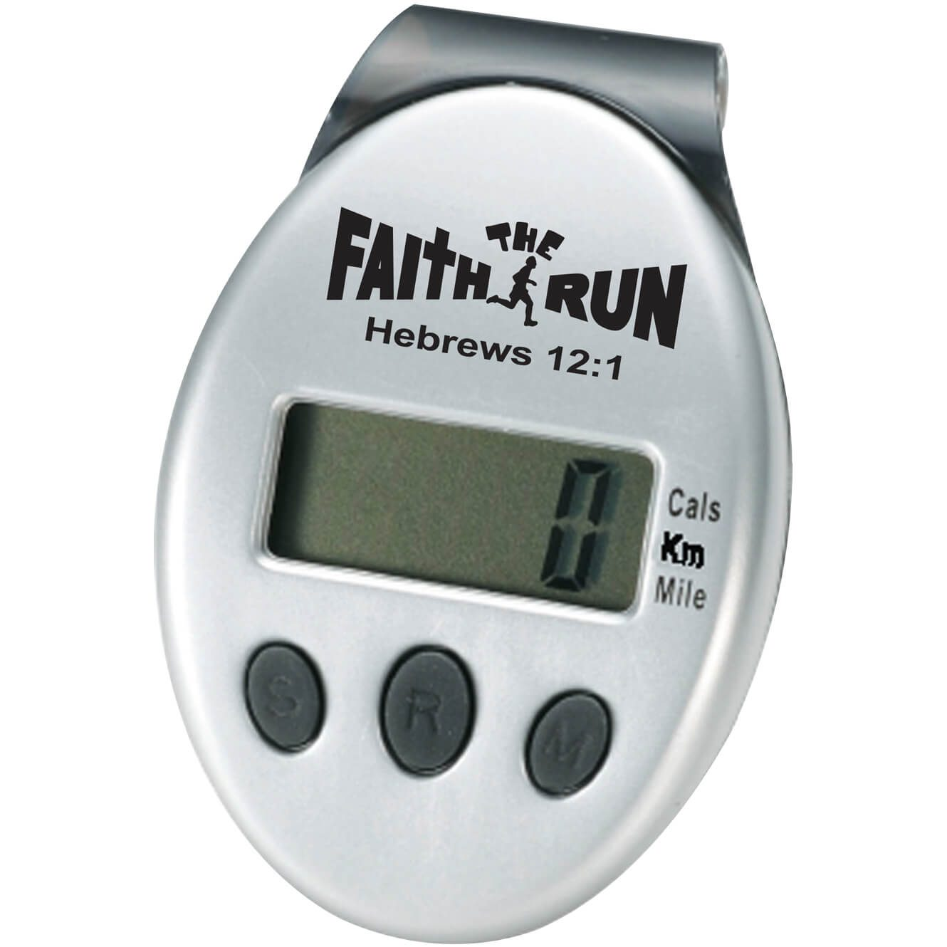 VBS The Faith Run Pedometer