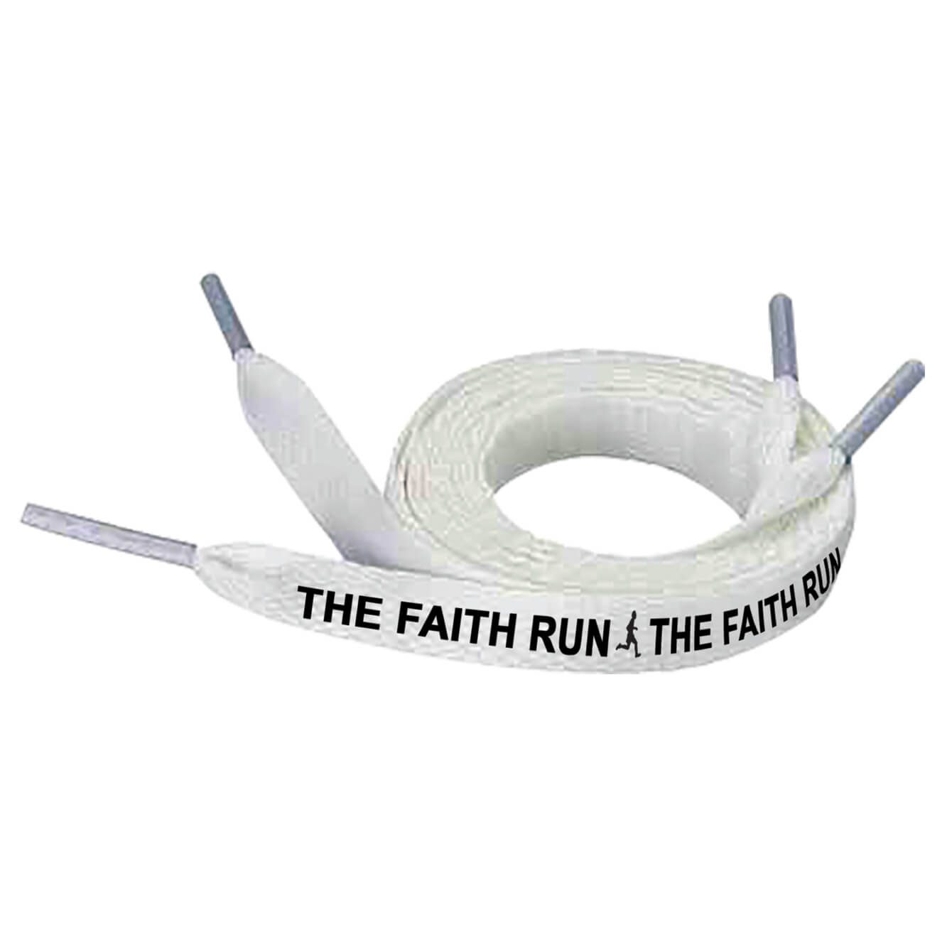 VBS Faith Run Shoestrings