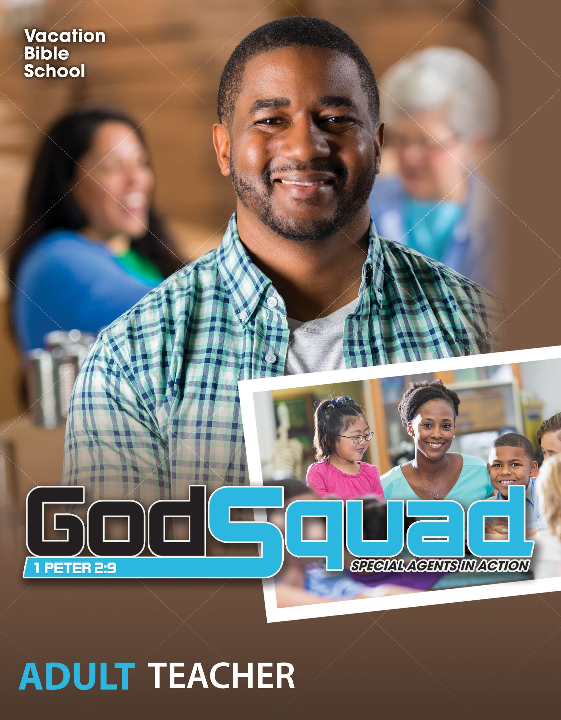 VBS GodSquad Adult Teacher 2018