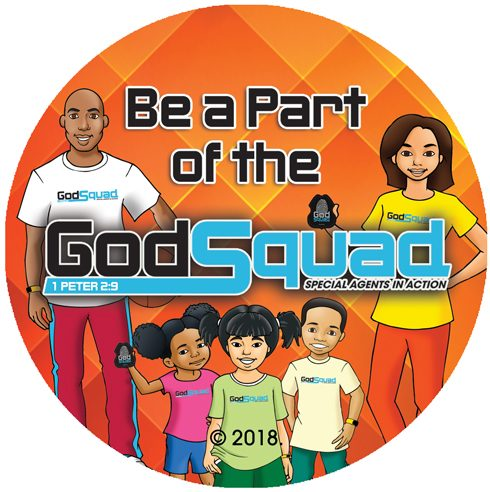 VBS GodSquad Buttons