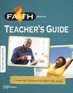 Faith Series Teachers Guide 2017