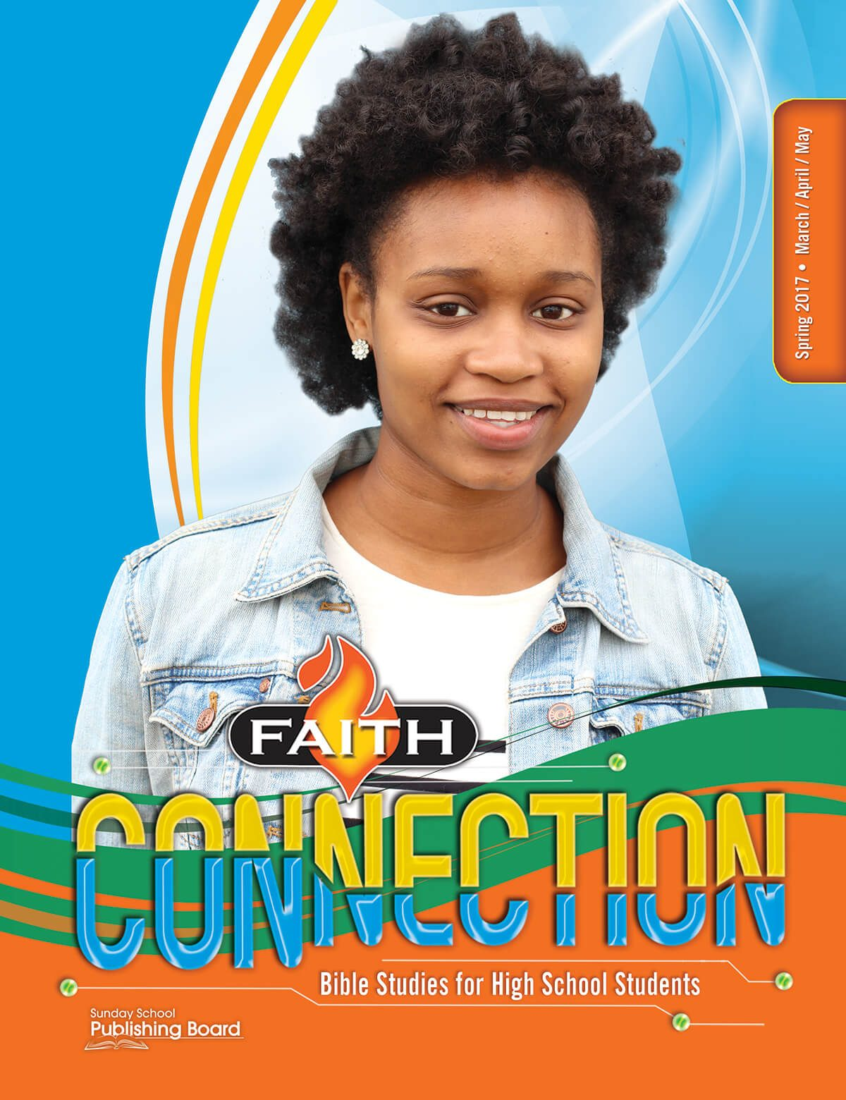 Faith Connection Bible Studies for High School Students (Spring 2017) – Digital Edition