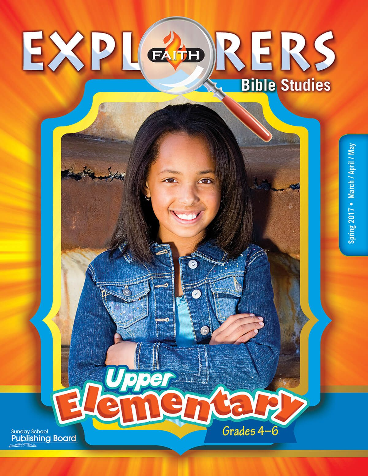 Faith Explorers Bible Studies for Upper Elementary Students (Spring 2017)–Digital Edition